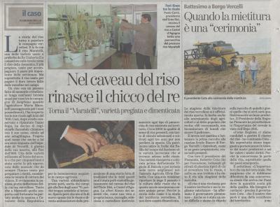 La Stampa  n°257  del 12.09.2013 pag.n°45